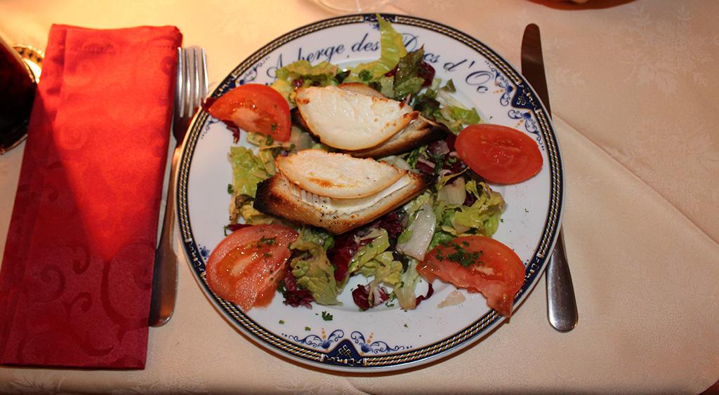 Restaurant salade Carcassonne