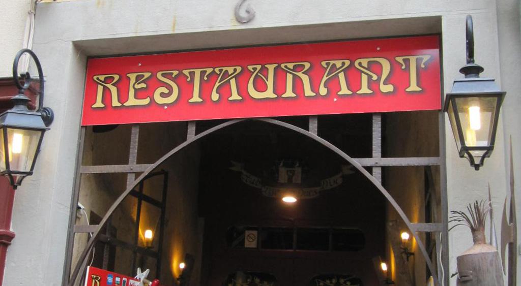 Restaurant L'Auberge des Ducs d'Oc