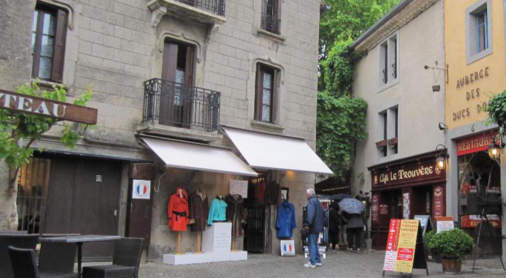 Manger dans la Cité de Carcassonne
