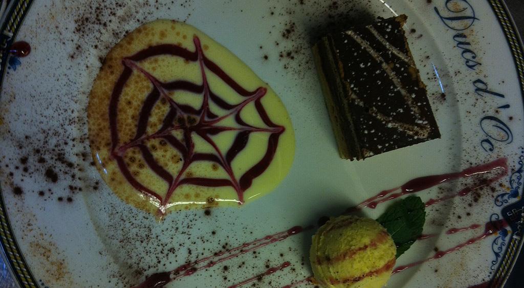 Gâteau au chocolat maison