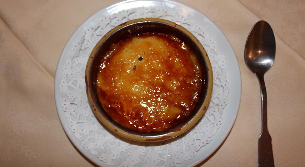Crème Catalane maison